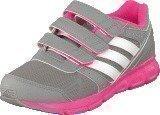 Adidas Hyperfast Cf K Light Onix/White/Solar Pink
