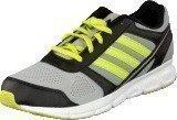 Adidas Hyperfast K Silver/Yellow/Black