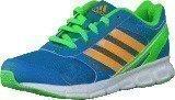 Adidas Hyperfast K Solar Blue/Solar Gold/Green
