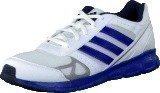 Adidas Hyperfast K White/Blue Beauty/Silver