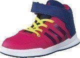Adidas Jan Bs 2 Mid C Bold Pink/Unity Ink/Ftwr White