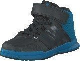 Adidas Jan Bs 2 Mid C Core Black/Dark Grey/Blue