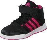 Adidas Jan Bs 2 Mid C Core Black/Shock Pink/White