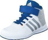 Adidas Jan Bs 2 Mid C Ftwr White/Clear Onix/Eqt Blue
