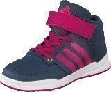 Adidas Jan Bs 2 Mid C Midnight Grey/Super Pink/Pink