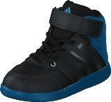 Adidas Jan Bs 2 Mid I Core Black/Dark Grey/Blue