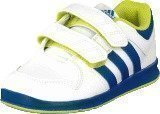 Adidas Lk Trainer 6 Cf I White/Royal/Yellow