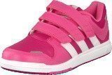 Adidas Lk Trainer 6 Cf K Bold Pink/White/Solar Pink