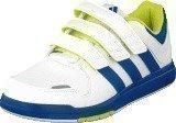 Adidas Lk Trainer 6 Cf K White/Royal/Yellow