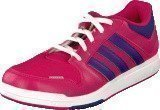 Adidas Lk Trainer 6 K Berry/Amazon Purple/White