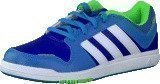 Adidas Lk Trainer 6 K Blue Beauty/White/Solar Blue