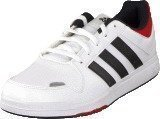 Adidas Lk Trainer 6 K Ftwr White/Core Black/Scarlet