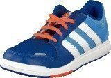 Adidas Lk Trainer 6 K Royal/Ftwr White/Lucky Blue