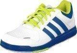 Adidas Lk Trainer 6 K White/Royal/Yellow