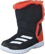Adidas Lumilumi I Core Black/White/Bold Orange
