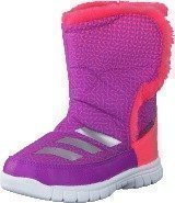Adidas Lumilumi I Shock Purple/Silver Met/Red