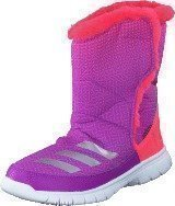 Adidas Lumilumi K Shock Purple/Silver Met/Red