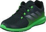 Adidas Messi K Dark Grey/Silver Met./Green