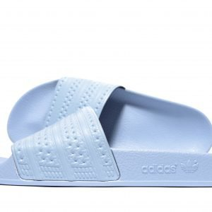 Adidas Originals Adilette Slides Easy Blue
