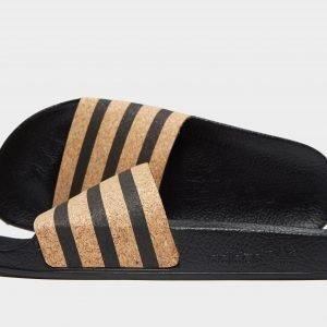 Adidas Originals Adilette Slides Musta