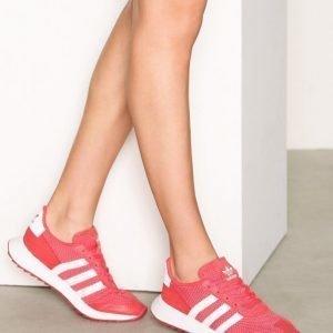 Adidas Originals Flashback W Tennarit Vaaleanpunainen
