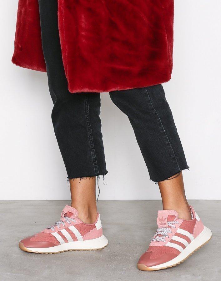 Adidas Originals Flb W Tennarit Vaaleanpunainen