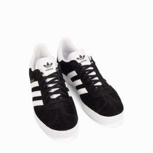 Adidas Originals Gazelle Tennarit Musta