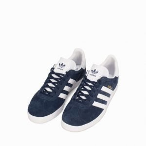 Adidas Originals Gazelle Tennarit Navy/Valkoinen