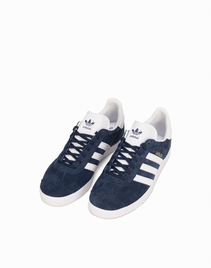 Adidas Originals Gazelle Tennarit Navy/Valkoinen