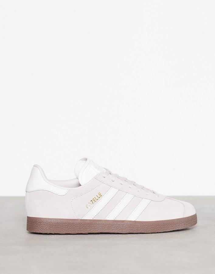 Adidas Originals Gazelle W Tennarit Vaalea Pinkki