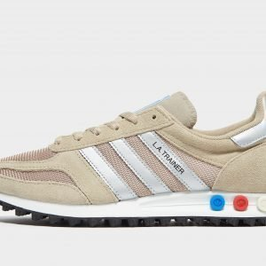 Adidas Originals La Trainer Og Beige