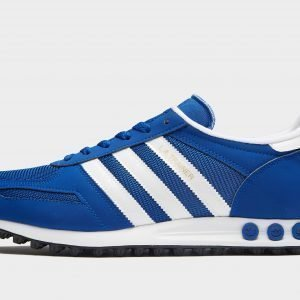 Adidas Originals La Trainer Og Royal Blue / White