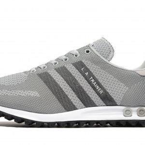 Adidas Originals La Trainer Weave Harmaa