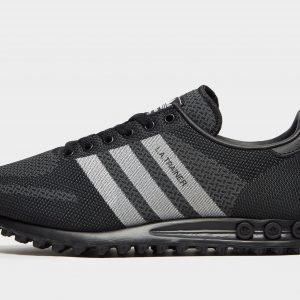 Adidas Originals La Trainer Weave Musta
