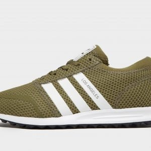 Adidas Originals Los Angeles Ck Olive / White