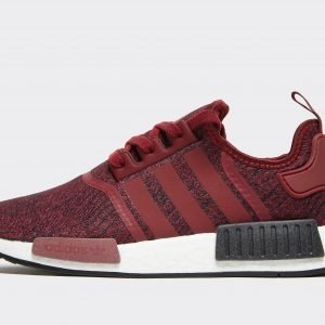 Adidas Originals Nmd R1 Burgundy / White / Black
