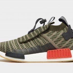 Adidas Originals Nmd Ts1 Primeknit Vihreä