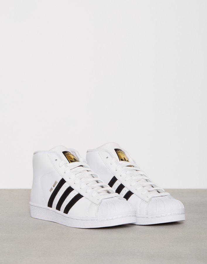 Adidas Originals Pro Model Tennarit Musta/Valkoinen
