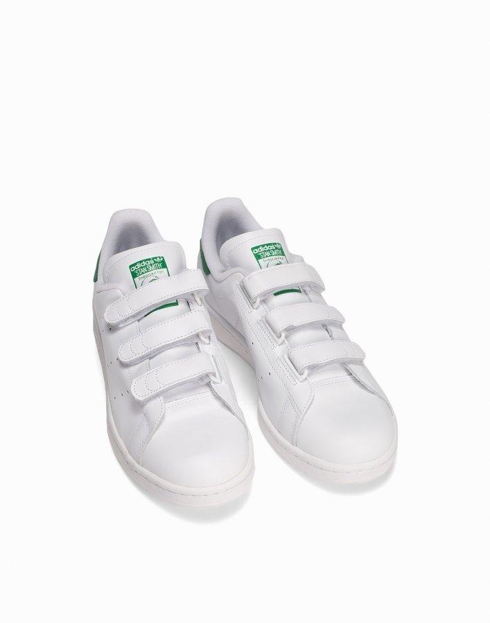 Adidas Originals Stan Smith CF Tennarit Valkoinen/vihreä