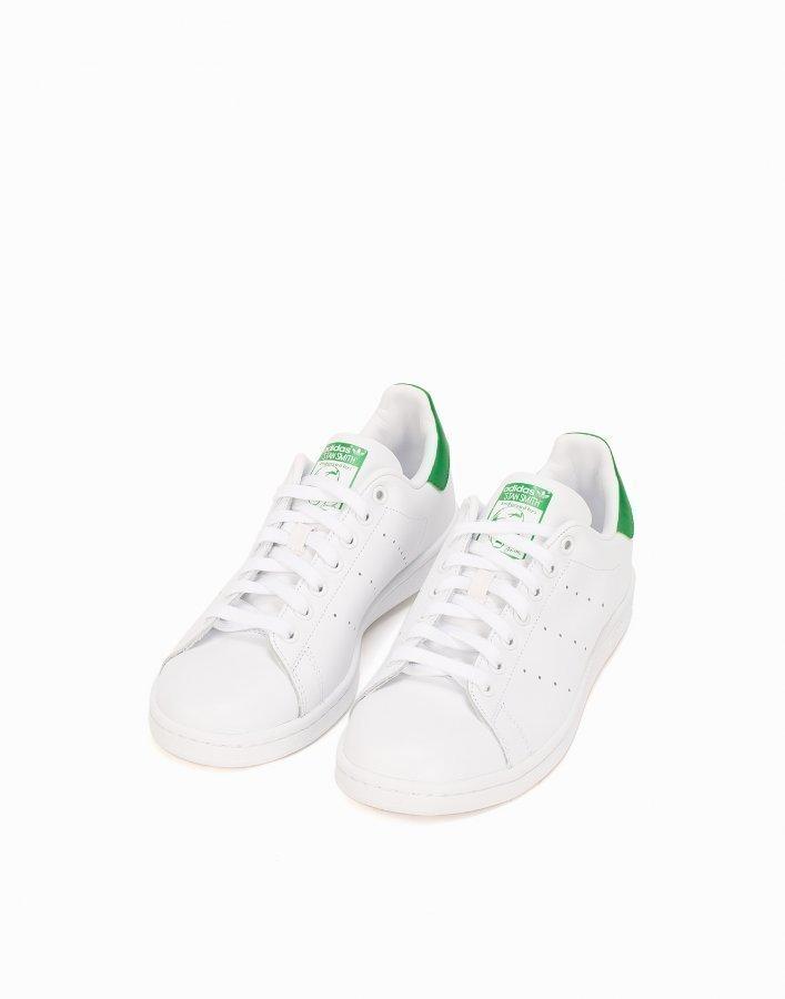 Adidas Originals Stan Smith Tennarit Valkoinen/vihreä