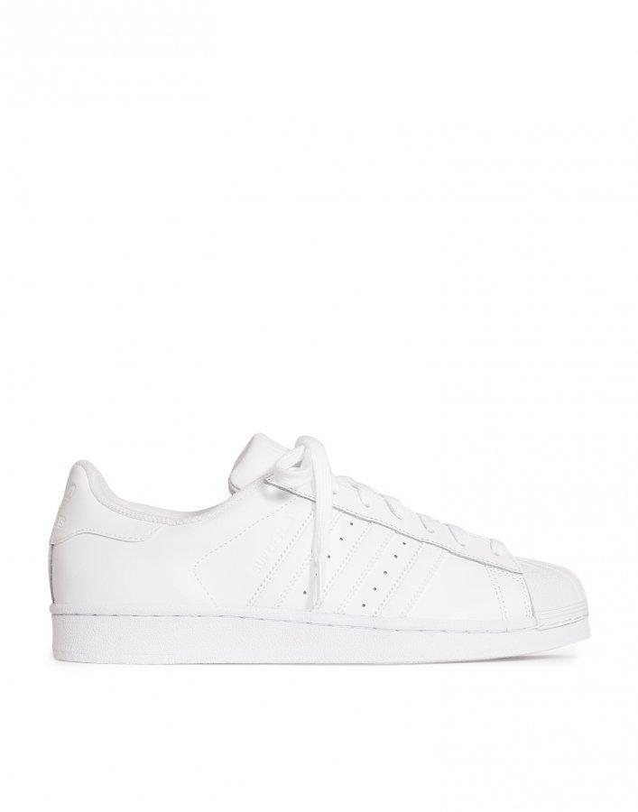 Adidas Originals Superstar Foundation Man Tennarit Valkoinen