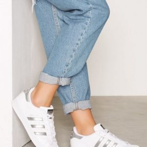 Adidas Originals Superstar Tennarit Valkoinen