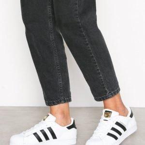 Adidas Originals Superstar Tennarit Valkoinen / Musta