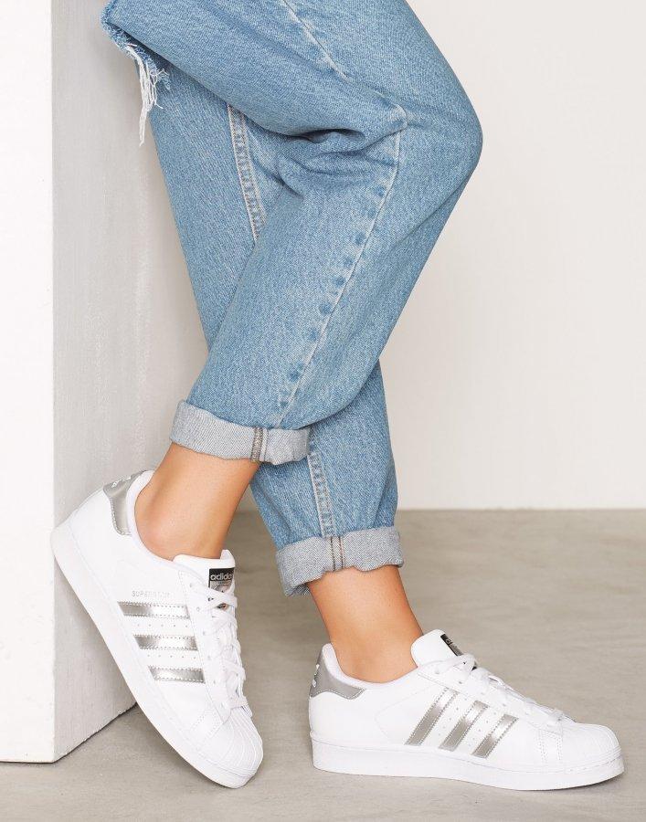Adidas Originals Superstar Tennarit Valkoinen