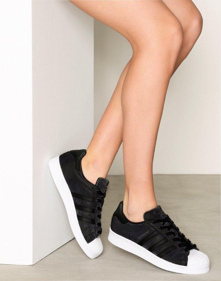 Adidas Originals Superstar W Tennarit Musta