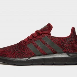 Adidas Originals Swift Run Burgundy / Black