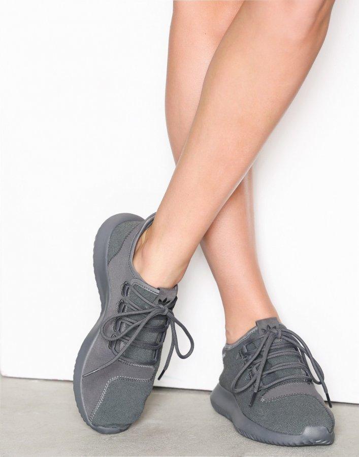 Adidas Originals Tubular Shadow W Tennarit Harmaa