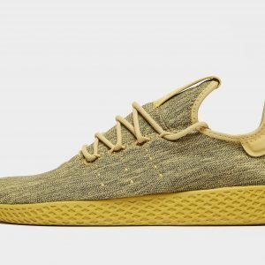 Adidas Originals X Pharrell Williams Tennis Hu Keltainen