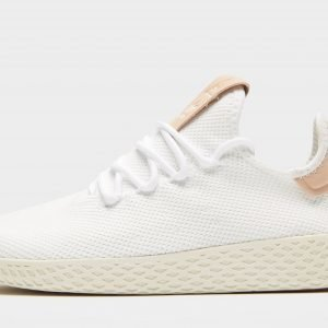 Adidas Originals X Pharrell Williams Tennis Hu Valkoinen