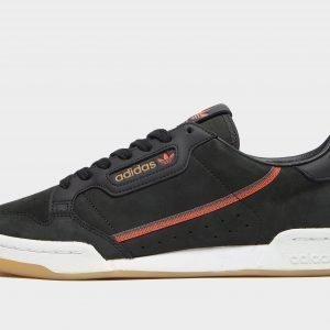 Adidas Originals X Tfl Continental 80 Musta